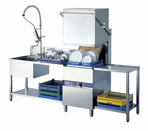 Πλυντήριο πιάτα & σκεύη 1